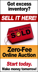 DollarDays Zero-Free Online Auction!