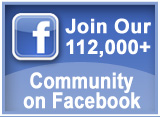 Join our 112,000+ community on Facebook