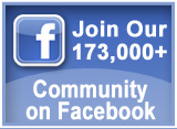Join our 173,000+ community on Facebook
