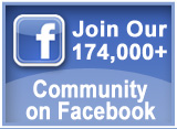 Join our 174,000+ community on Facebook