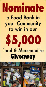DollarDays Food Bank Giveaway