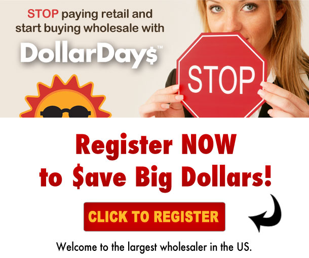 Register now to save big dollars