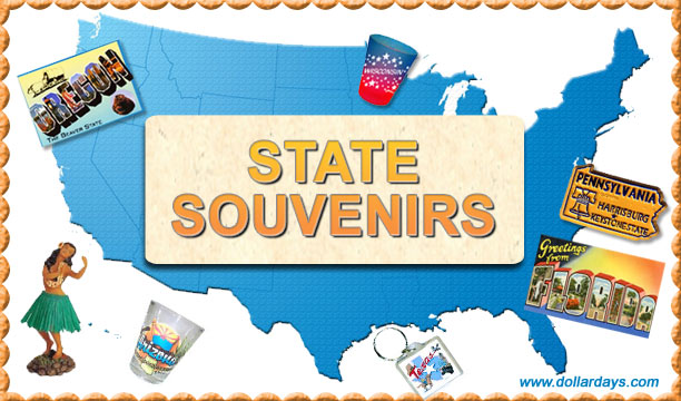 Wholesale State Souvenirs