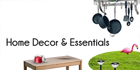 Home Decor and Essentials