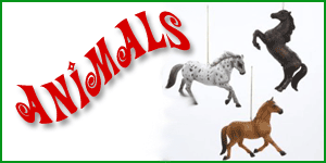 Wholesale Animal Ornaments