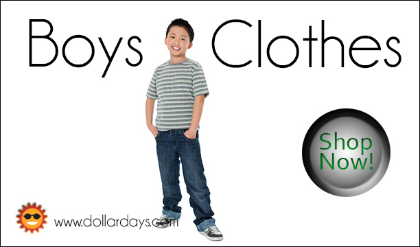 Wholesale Boys Clothing