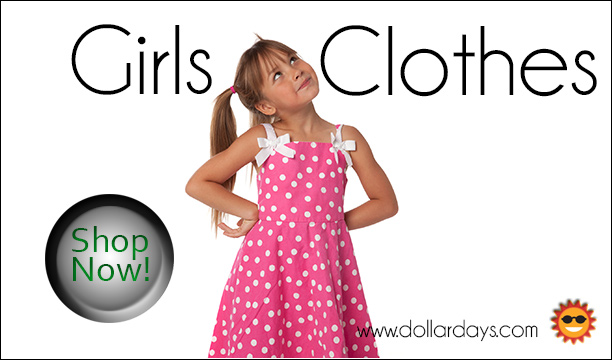 wholesale Girls Clothing for Clothing Stores