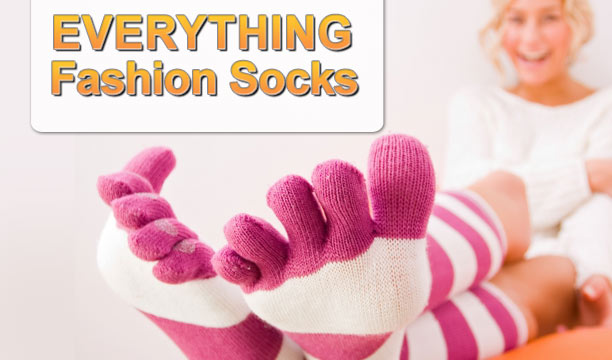 Wholesale Fashion Socks