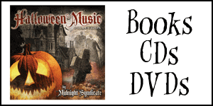 Wholesale Halloween Audio Video Books and DVDs