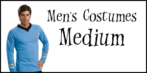 Mens Medium Halloween Costumes