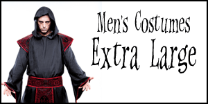 Wholesale Extra-Large Mens Costumes