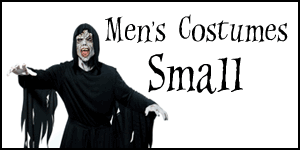 Mens Small Halloween Costumes
