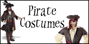 Wholesale Mens Pirate Costumes