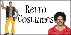 Wholesale Mens Retro Costumes