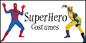 Wholesale Mens Superhero Costumes