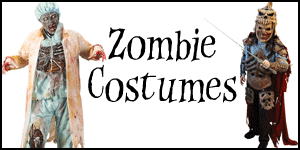 Wholesale Mens Zombie Costumes