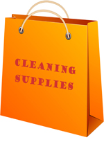 Wholesale individual cleaning supplies
