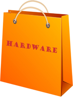 Wholesale hardware sold by the piece