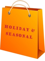 Wholesale holiday and seasonal sold by the piece