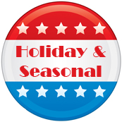 Wholesale Holiday and Seasonal Items in Small Cases