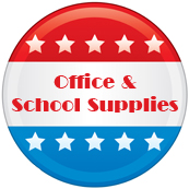 Wholesale Small Cases of Office and School Supplies