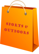 Wholesale sports and outdoor Products sold individually