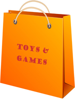 Wholesale toys and games sold individually
