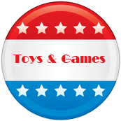 Wholesale Toys and Games in Small Cases