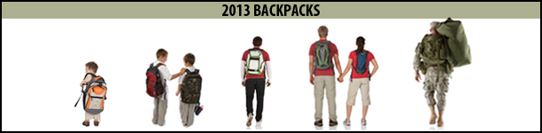 Bulk Backpacks