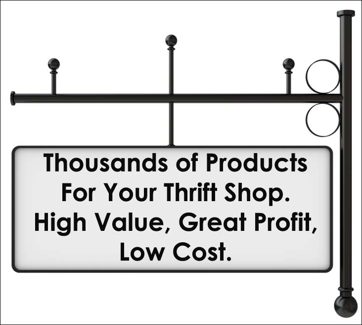 High Profit Items for your Thrift Store