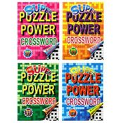 Super Puzzle Power Crossword