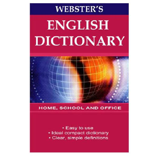 Webster's English Dictionary (377312)