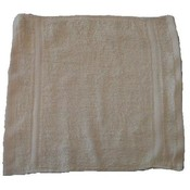 13x13 pcs beige wash cloth