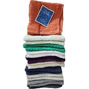 12 x 12 Terry Washcloth - 2 pk Wholesale Bulk