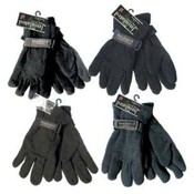 Mens Winter Fleece Gloves