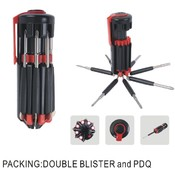 Multi Screwdriver 8 in 1 w/ Torch Wholesale Bulk
