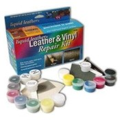 Liquid Leather Vinyl Fabric Repair Kit