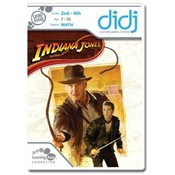 LeapFrog Didj Custom Learning Game Indiana Jones