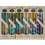 "Wholesale 7.5"" Taper Candles - 2-Packs - ""Harmony"