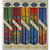 "Wholesale 10"" Taper Candles - 2-Packs - ""Rainbow S"