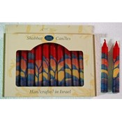 "Wholesale 5.5"" Shabbat Candles - 12-Packs - ""Harmo"