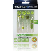 3.5mm Universal Earbud Headsets - Green