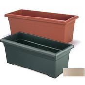 Myers Industries Window Box 28 Roman Sandstone Wholesale Bulk