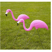 Pink Flamingo 1 Pair