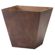 "Pot 6"" Square Ella Teak"