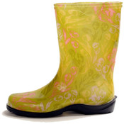 Tallboot Tulip Wmn Green 10