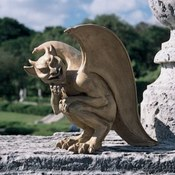 Cambridge Hopping Gargoyle