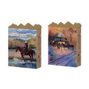 Large Ranch Hands Gift Bag (Matte) Wholesale Bulk