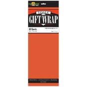 Orange Tissue Paper Wholesale Bulk