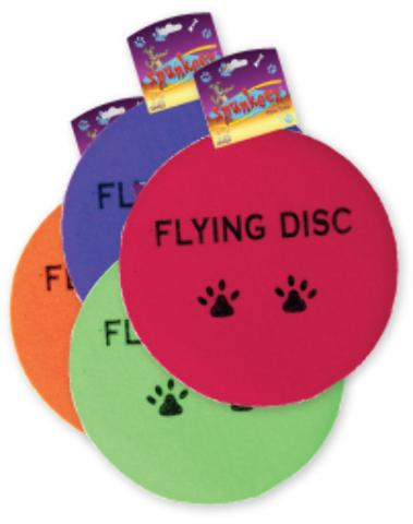 Spunkeez Tennis FRISBEE Dog Toy (1266074)